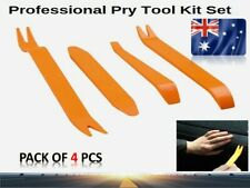 4Pcs Radio Door Body Clip Trim Dash Panel Removal Pry Tool Kit fits HOLDEN auto
