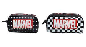 Marvel Japan Leather Zipper Pencil case  Pouch