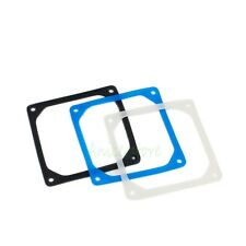 3 Colors 80mm PC Case Fan Anti vibration Gasket Silicone Shock Absorption Pad