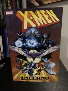 X-Men Inferno Hardcover OOP