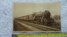 "Postcard ""Yorkshire Pullman"" No 60046 - PHOTOCHROM CO LTD No 7 Posted 1958"