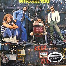 The Who - Who are you(200g QUIEX SV-P super vinyl) Classic Records