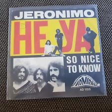 Jeronimo - Heya 7'' Single
