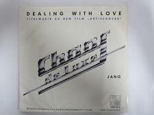 Single / CHAOS DE LUXE / HANSI DUJMIC / RARITÄT / 1982 / ARIOLA / AUSTRIA /