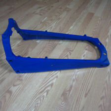 Yamaha Raptor 700 Sub Frame Rear Genuine Factory OEM Original back subframe BLUE