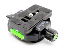 360° Panoramic Head Clamp With PU70 Quick Release Plate For Camera. (XPC-60B)