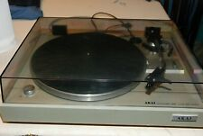 AKAI AP-B20 Vintage Turn Table Record Player.  Tested