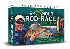 Matt Hayes Another 24 Hour Rod Race 5060294376002 DVD Region 2