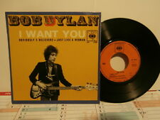 "bob dylan""i want you""ep7""or.fr.cbs 5769.biem de 1966."