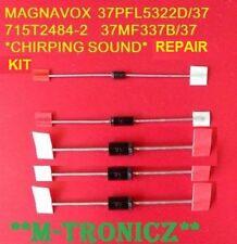 MAGNAVOX 37PFL5322D/37  715T2484-2   37MF337B/37 *CHIRPING SOUND* UPGRADE KIT