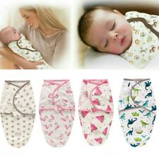 Swaddle Wrap Blanket for Babies Unisex Baby Adjustable Infant Baby Newborn Wrap
