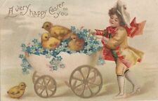 EASTER :  A Very Happy Easter to You-embossed-INT.ART.PUB.CO