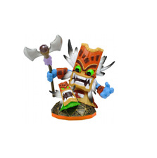 DOUBLE TROUBLE Skylanders Character Figure S2 (Retail Packaging is not Included)