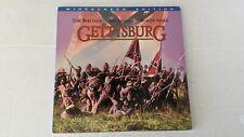 Gettysburg Widescreen LaserDisc - Jeff Daniels
