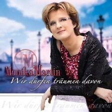 """MONIKA MARTIN """"WIR DÜRFEN TRÄUMEN DAVON"""" CD NEU"""