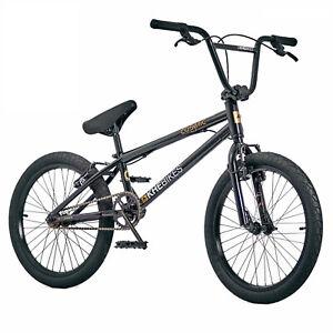 KHE BMX Fahrrad COSMIC schwarz 20 Zoll mit Affix Rotor nur 11,1kg!