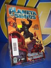 Comic EL PLANETA DE LOS SIMIOS adaptacion de la pelicula