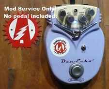 Danelectro Guitar Delay Echo Amp Reverb Pedals Ebay