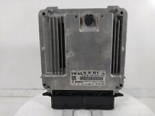 2017 VOLKSWAGEN GOLF Mk7 2.0 Diesel 04L907309R Engine ECU 150