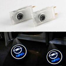 Car LED Door Welcome Logo Projector Light For Opel Insignia A B 2009-2018 2PCS