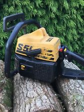 PARTNER S55 PETROL CHAINSAW SPARES OR REPAIRS!