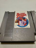 Bases Loaded I and II Lot (1 & 2) (Authentic) (Nintendo, NES)  Tested & Works