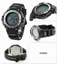 Casio PRO TREK Men's Watch SGW-300H-1AV Outdoor Altimeter, Compass Solar