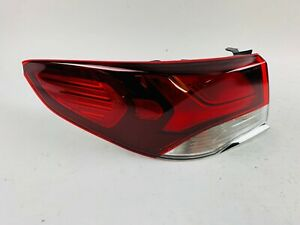 2018 2019 HYUNDAI SONATA TAIL LIGHT OEM LEFT DRIVER