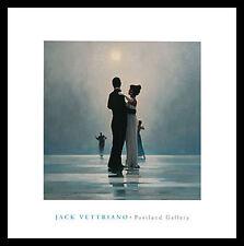 Jack Vettriano Dance Me to the End of Love Poster Kunstdruck und Rahmen 80x60cm