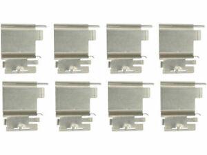 For 2014-2020 Ram ProMaster 2500 Brake Hardware Kit Rear Centric 18373NN 2015