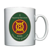 8 Infantry Battalion, Irish Defence Forces - Mug