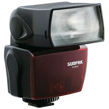 SUNPAK External Flash for NIKON D3200/D3300/D5300/D7000/D80/D70/D70S//D40X *NEW