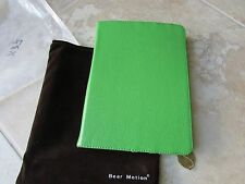 Bear Motion Apple iPad AIr 2 Tablet Folio Case Cover Green w/carry bag LOT OF 15