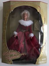 """COLLECTION BARBIE 1999 HOLIDAY ELEGANCE """"TOYS R US EXCLUSIVE"""" WITH ORNAMENT"""