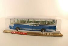 Majorette Serie 3000 3064 Mercedes Bus Philibert IN Box / Boxed * Rare