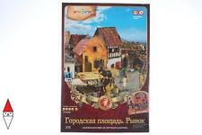 Keranova Keranova375 Intelligente Carta il Mercato medievale Town Square (5wr)