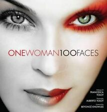 One Woman 100 Faces-ExLibrary