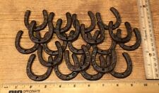 "Extra-Small Horse Shoe Rustic Cast Iron 2"" by 2"" Tall (Set of 25) 0170S-05211"