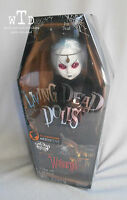 LDD living dead dolls 2015 * RESURRECTION * WALPURGIS * white hair pink eyes