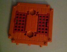 Imaginext Pirate Raider Ship Replacement Brown Floor Part Pieces trap doors