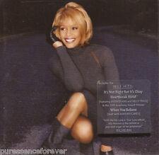 WHITNEY HOUSTON - My Love Is Your Love (UK 13 Tk CD Album)