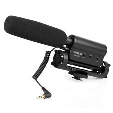 TAKSTAR SGC598 Photography Interview MIC Microphone for Nikon Canon  VideoMic