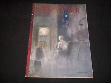 1950 APRIL 29 NEW YORKER MAGAZINE - BEAUTIFUL FRONT COVER FOR FRAMING- J 1297