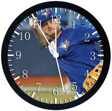 Josh Donaldson Black Frame Wall Clock Nice For Decor or Gifts E474