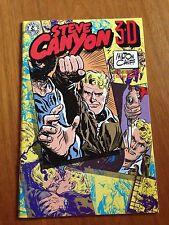 Steve Canyon 3-D #1 Kitchen Sink Comix 1986