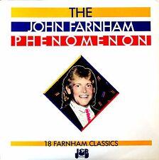 John Farnham-The John Farnham Phenomenon (18 Classics) LP J&B Australia-JB 300