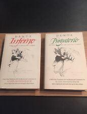 Dantes Inferno + Purgatorio 1981&1983 Allen Mandelbaum