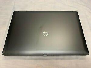Hp ProBook 6550b fast  Laptop i5, 8GB ram, 240GB SSD, Win 10 Pro x64