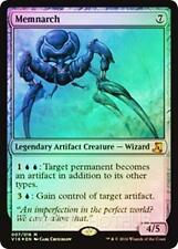 Foil MEMNARCH From the Vault: Lore MTG Artifact Creature- Wizard Mythic Rare