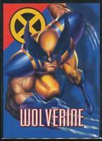 1996 Marvel Vision Trading Card #40 Wolverine